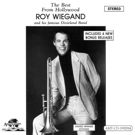 Audio CD The Best From Hollywood from Roy Wiegand And His Famous Dixieland Band